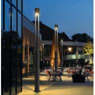TFB outdoor lighting garden light pole light concise mordern design round pole
