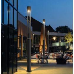 TFB outdoor lighting garden light pole light concise mordern design round pole