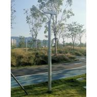 Garden lights CREE pole light LED 65W Cloud-like lamp head modern design