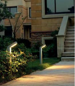 hot sale Lawn lamp 9w pole light Cree/Bridgelux/Led module 6w/9w/2700K/3000K/3500K/ WD-C409