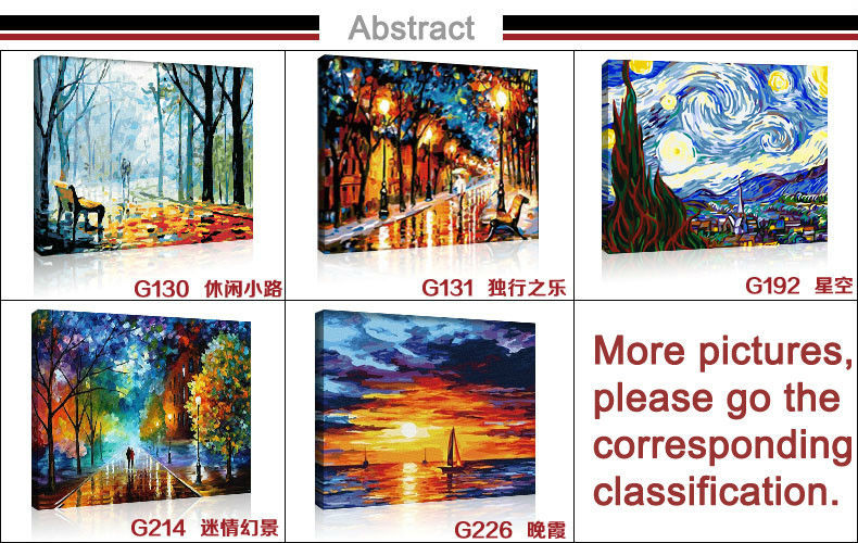 diy painting by numbers - EN71-3 - ASTMD-4236 acrylic paint - paint boy 10*15cm