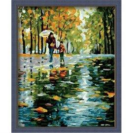Großhandel diy Öl malen nach zahlen abstrakten malerei, färbung von Zahlen