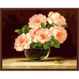 2.5cm thickness wooden frame paint on canvas kits