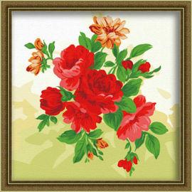 Pintura por números - EN71-3 - ASTMD-4236 de acrílico pintura - pintura 40 * 40 cm