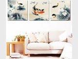 Diy oil printing by numbers group 3pcs diy painting by numbers home deco canvas oil painting