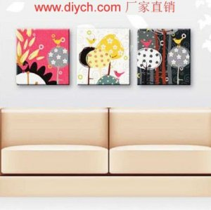 Diy oil painting by digital ,canvas oil painting P007