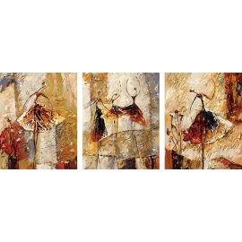 Diy pintura con números - EN71-3 - ASTMD-4236 de acrílico pintura - pintura del muchacho