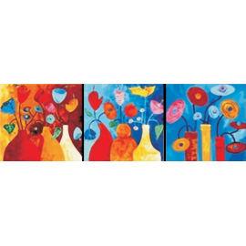 Acrílico pintura abstracta bricolaje pintura al óleo digital de