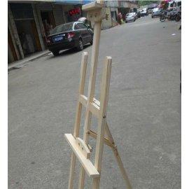 Holz malerei staffelei- 180*120*45cm