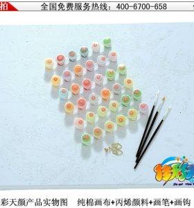 Diy oil pictures by numbers-oil painting beginner kit diy wholesale craft supplies