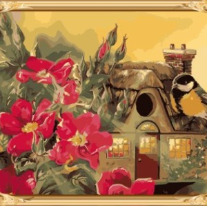 GX7599 diy picture by numbers modern painting for home decor