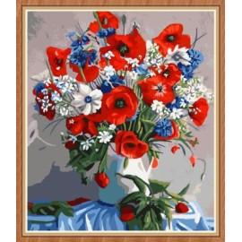 Paintboy imagen de la flor by números para el arte de la pared GX7806