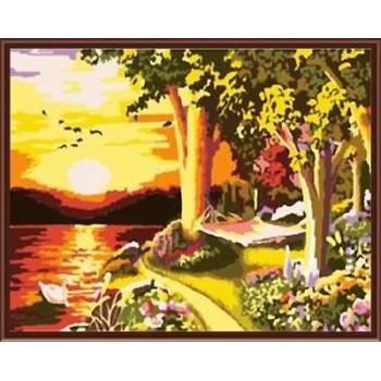 Acryl malen nach zahlen- manufactor- en71, ce, neue malerei kunst gesetzt gx6111