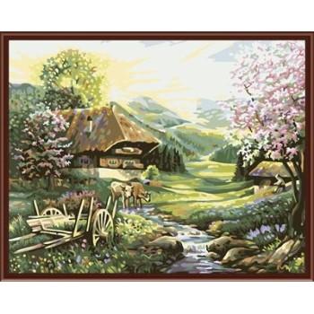 Leinwand Ölgemälde kunst, diy Öl malen nach zahlen, meistverkauften malen nach zahlen gx6196