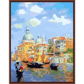 ausgezeichneten Leinwand handgefertigt färbung von Zahlen diy malen nach zahlen gx6271
