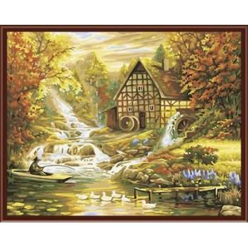 Leinwand Ölgemälde kunst, diy Öl malen nach zahlen, meistverkauften malen nach zahlen gx6198