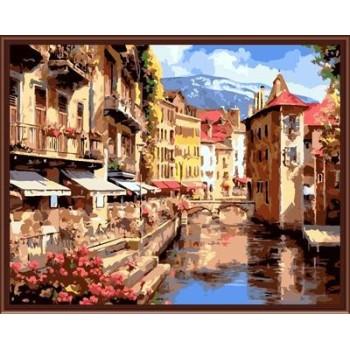 Neuware leinwand Ölgemälde kunst, diy Öl malen nach zahlen, heißer verkauf malen nach zahlen gx6210