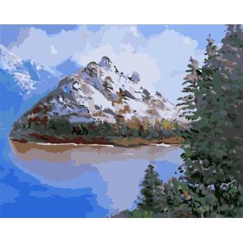 handmaded Öl malen nach zahlen naturel Landschaft gx6582 heißer verkauf neuer sesign