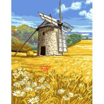 abstrakten Öl malen nach zahlen gx6698 yiwu kunst lieferanten naturel Landschaft