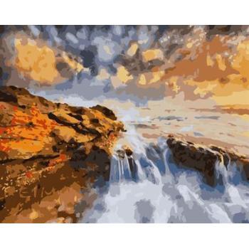 handmaded Öl malen nach zahlen naturel Landschaft gx6580 heißer verkauf neuer sesign