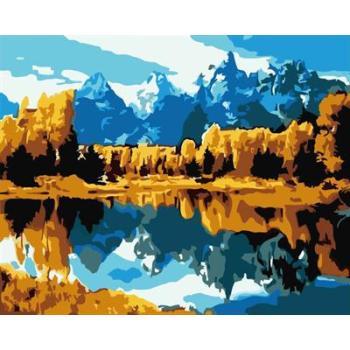 naturel Landschaft Öl malen nach zahlen gx6722 malen nach zahlen kit