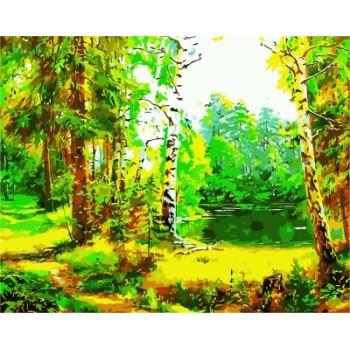 acryl diy digitalen Öl malen nach zahlen malen eigene leinwand gx7202