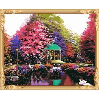 heißen foto abstrakte diy malen nach zahlen chinesische malerei für wohnkultur gx7245