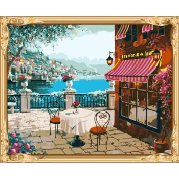 heißer verkauf acryl diy digitalen malen nach zahlen für wohnkultur gx7247