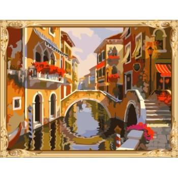 gx7271 neue heiße foto diy leinwand malen nach zahlen landschaft für wohnkultur