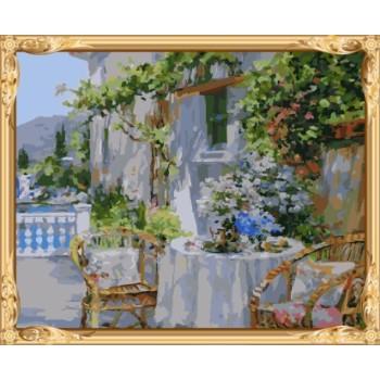 heißen foto russische Landschaft diy Ölbild auf leinwand für wohnkultur gx7321