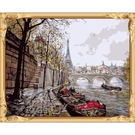 diy wandkunst digitale Ölgemälde für wohnkultur gx7533
