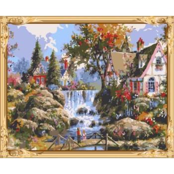 gx 7604 wand kunst landschaftsmalerei farbe nach anzahl