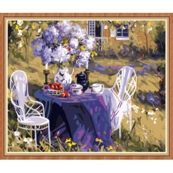 abstrakten und dekorativen Öl malen nach zahlen gx7800