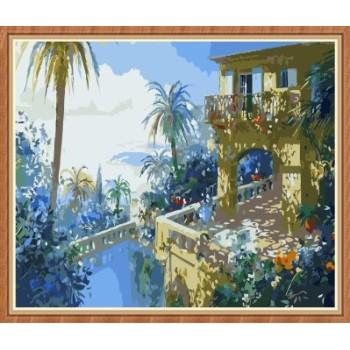 Landschaft paintboy diy malen nach zahlen für großhandel gx7791