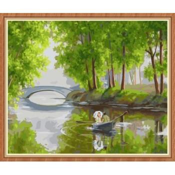 paintboy leinwand Öl malen nach zahlen für wohnkultur gx7797