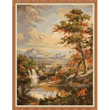Landschaft paintboy Öl malen nach zahlen für schlafzimmer gx7894