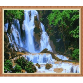 kunst lieferanten Landschaft diy Ölgemälde für wohnkultur gx7869