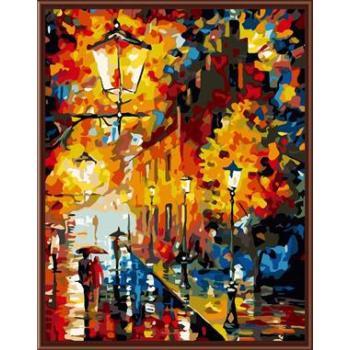 Abstrakt blume bild auf leinwand Öl malen nach zahlen, leinwand Ölgemälde gx6362