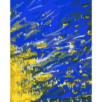 gx6619 abstrakte malerei leinwand gesetzt kreative Tätigkeit setzt malen nach zahlen