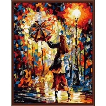 Öl malen nach zahlen mit Frauen und Bild gx63823 abstrakten Öl malerei zusammen auf leinwand