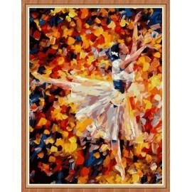 abstrakte ballerina diy leinwand Ölgemälde für wohnkultur gx7871