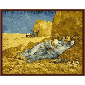 diy acryl Öl auf leinwand abstrakte gemälde von nummer gx6397