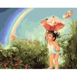 malen nach zahlen kunst kit yiwu kunst liefert kunst malerei gesetzt kleines Mädchen Bild 2015 heißen foto gx7052