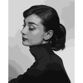 gx7905 paintboy diy digitale schöne klassische dame Ölgemälde auf leinwand von Reihe china