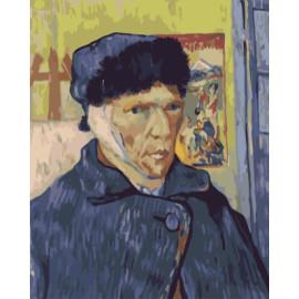 gx7951 kunst lieferanten portrait leinwand Öl malen nach zahlen für erwachsene