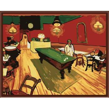 gx6446 yiwu fabrik großhandel kunst lieferanten 2015 neue abstrakte malen nach zahlen