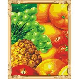 gx 7641 stillleben früchte leinwand Öl gemalte nach zahlen