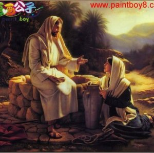 Diy oil painting by numbers,landscape oil painting,modern oil painting hot picture