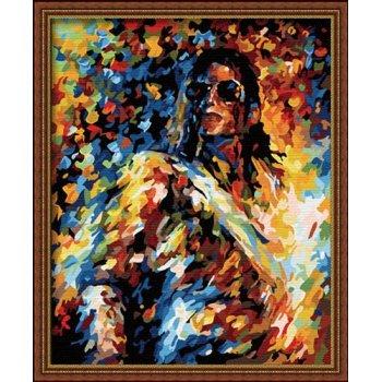 Besten preis diy Öl malen nach zahlen g135 abstrakten acryl-malerei auf leinwand jia cai tian yan