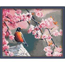 Ölgemälde kunst liefert leinwand malen nach zahlen blume bild